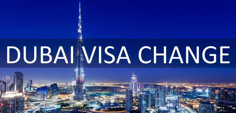 Airport To Airport Visa Change Same Day Dubai Visa Change