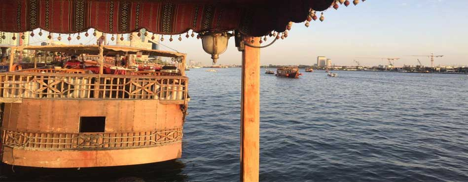 dhow cruise tour