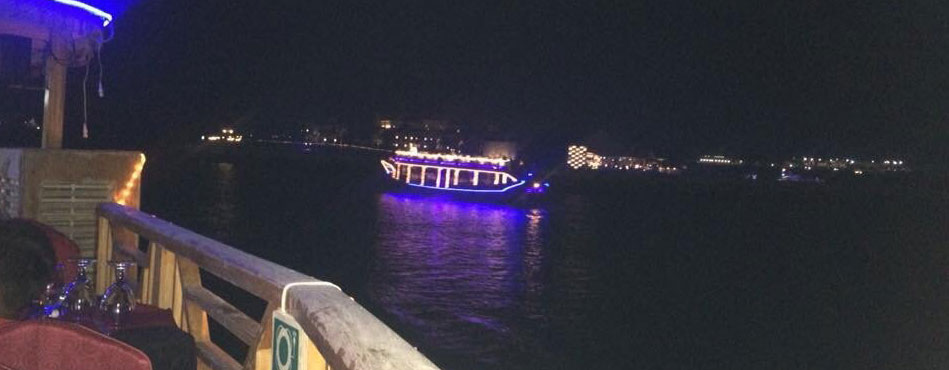 dhow cruise deal
